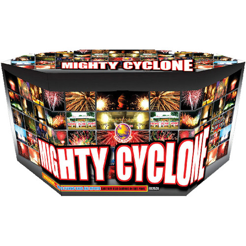 Mighty Cyclone - 21 Shot