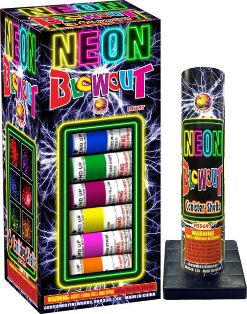 Neon Blowout