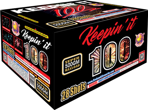 Keepin it 100