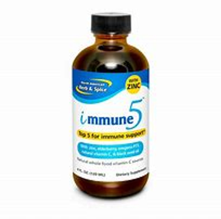 North American Herb & Spice Immune 5