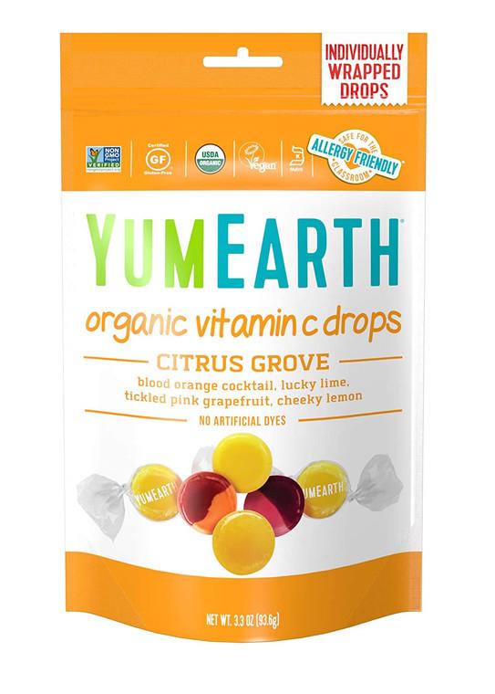 YUMEARTH Organic Vitamin C Drops