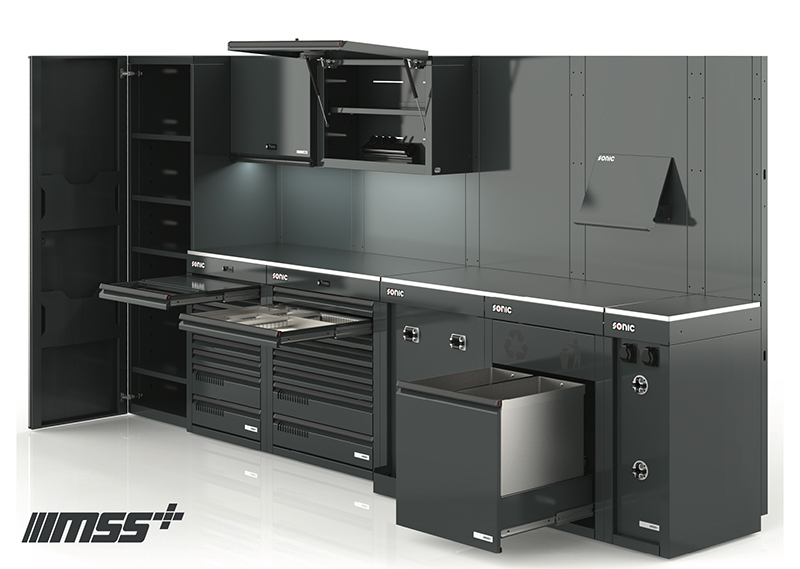 MSS Premium Workplaces, Ultimate Workflow