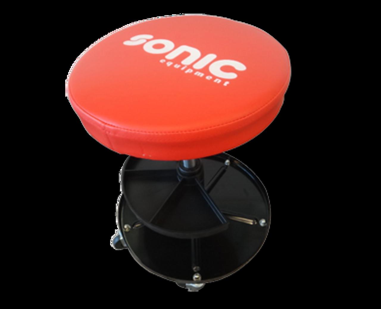 Superb Adjustable Roller Seat Pneumatic 5 Wheels Ibusinesslaw Wood Chair Design Ideas Ibusinesslaworg