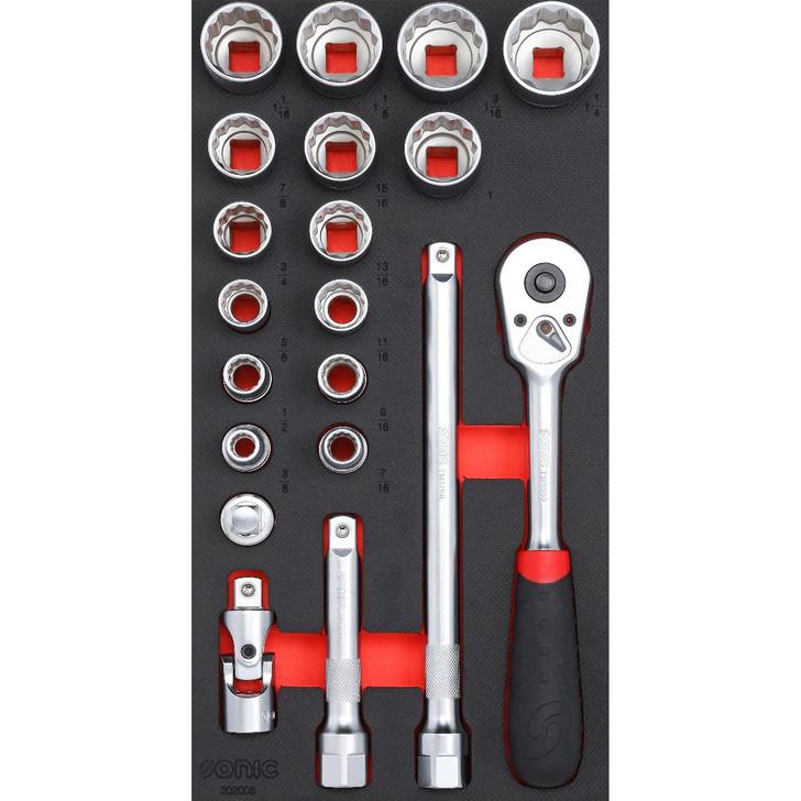 SAE Socket Set