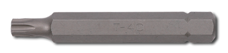 Bit TX 10mm, 75mmL T20