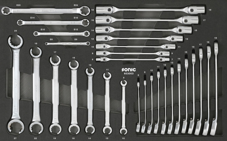 sonic wrench set