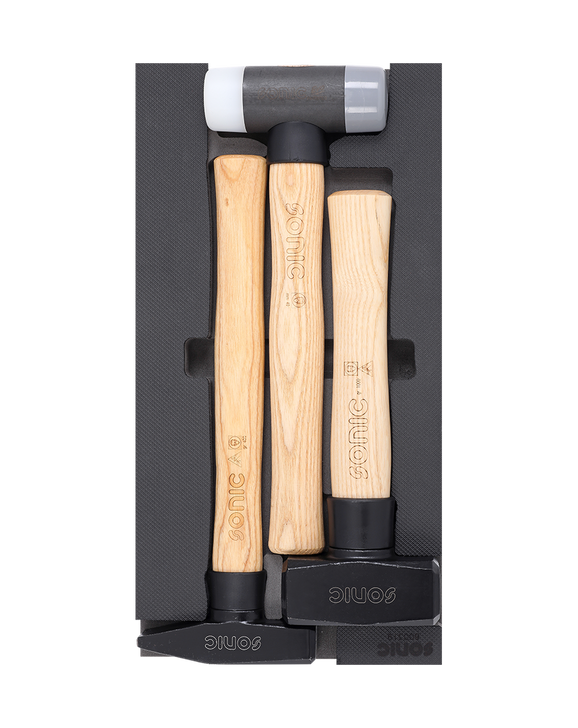 Hammer Set, 3-PCS - SMALL