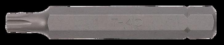 Bit TX 10mm, 75mmL T40
