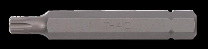 Bit TX 10mm, 75mmL T30