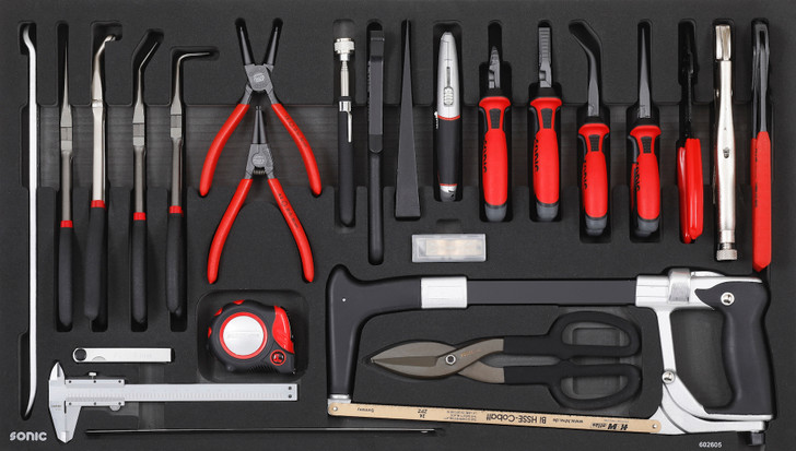 pliers and cutting set