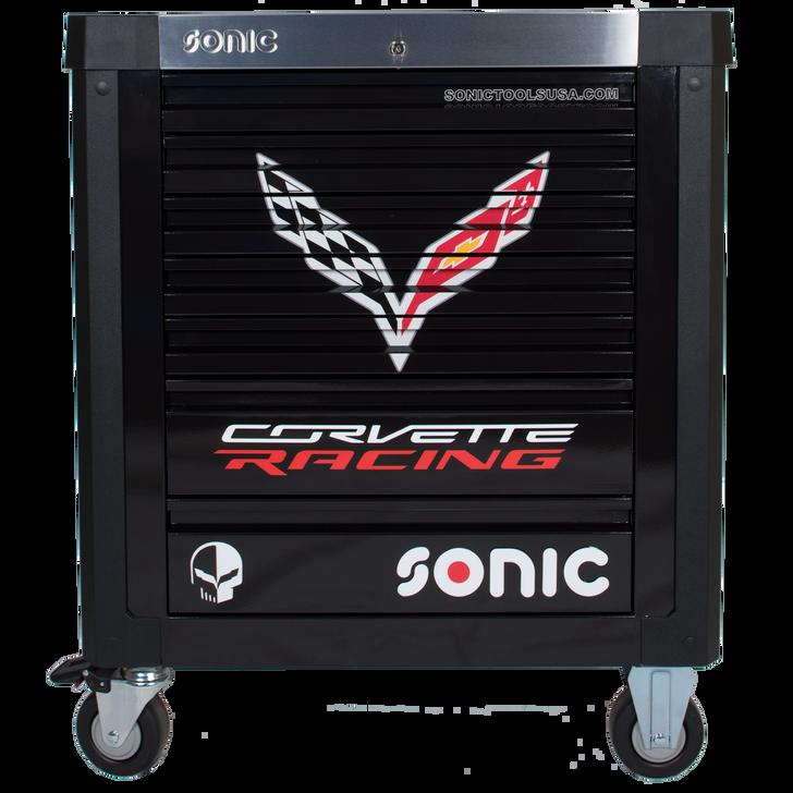 亚博什么时间结算一次Sonic S9 Corvette Toolbox