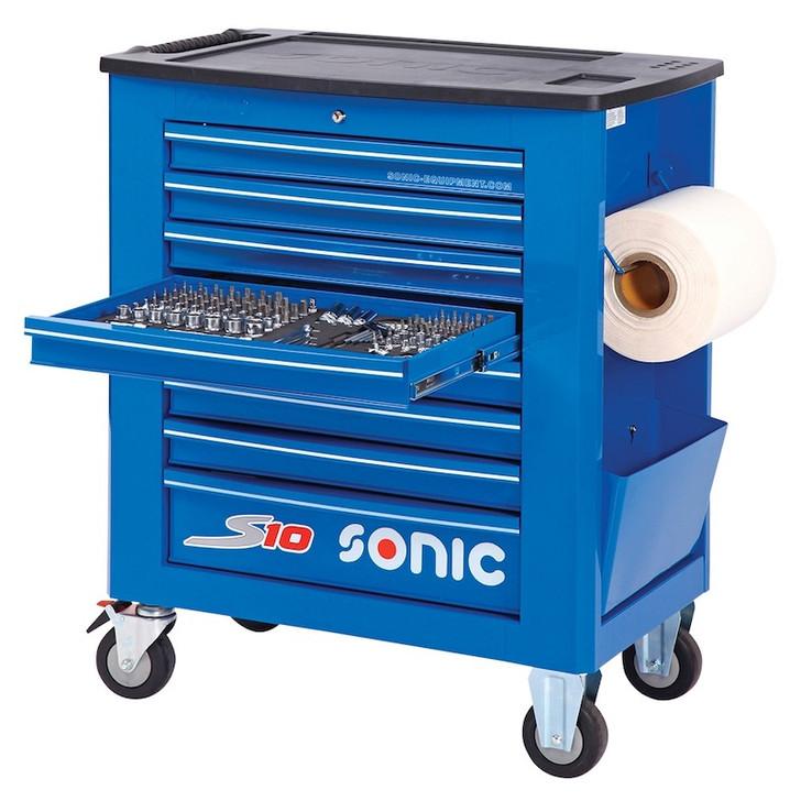 S10 Blue Toolbox