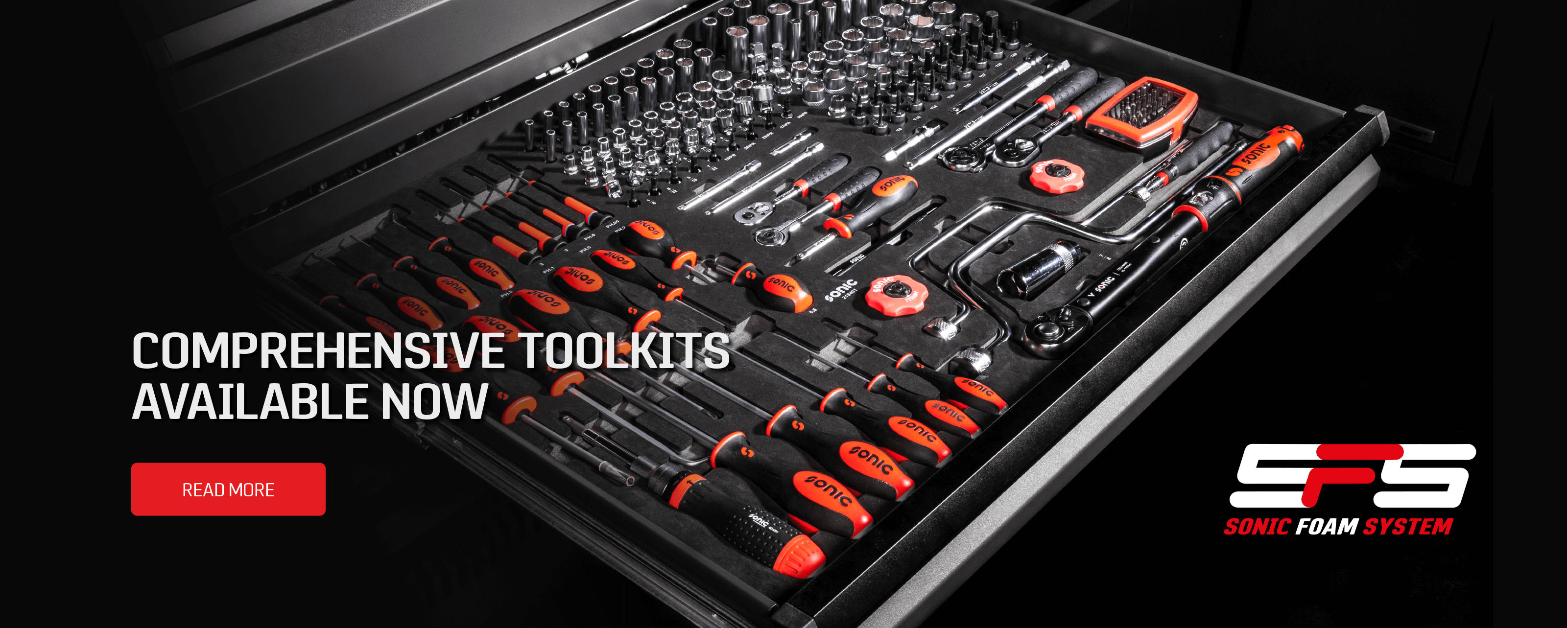 Shop comprehensive toolkits now