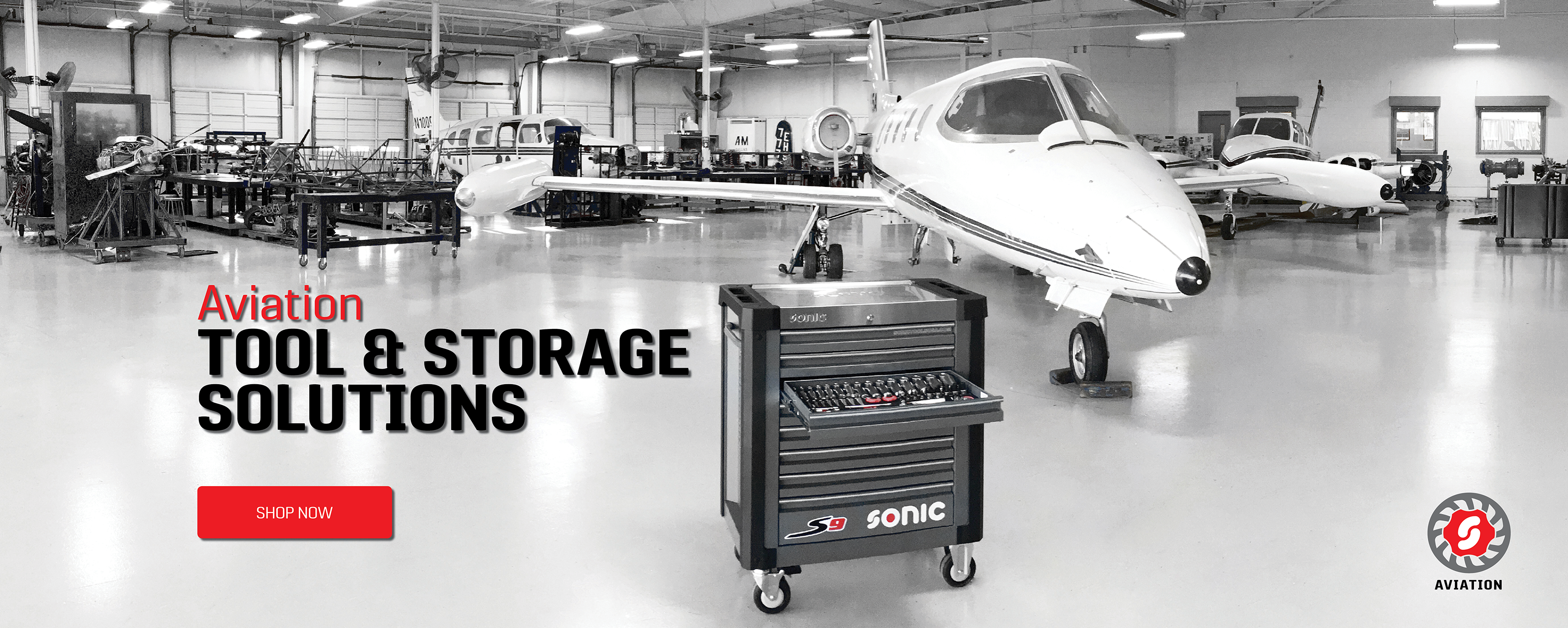 Our Aviation A and P Solutions are designed and manufactured by Sonic Tools to fill the missing piece for aviation technicians and students who are starting their journey as A and P technicians. We created comprehensive solutions with direction from aviat