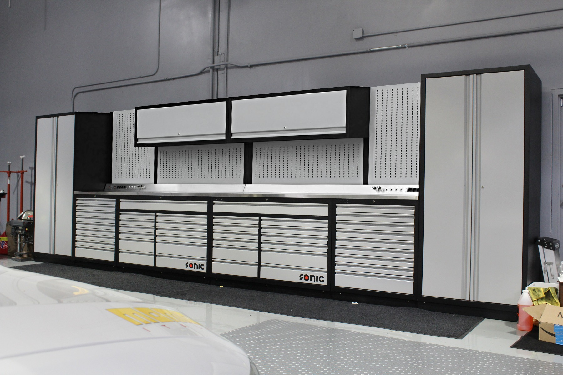 MSS cabinets