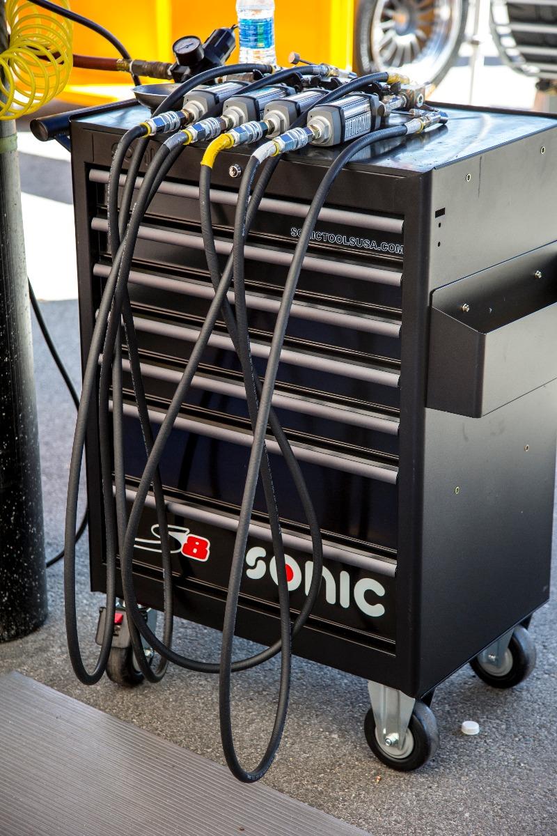 S8工具箱带有影响工具