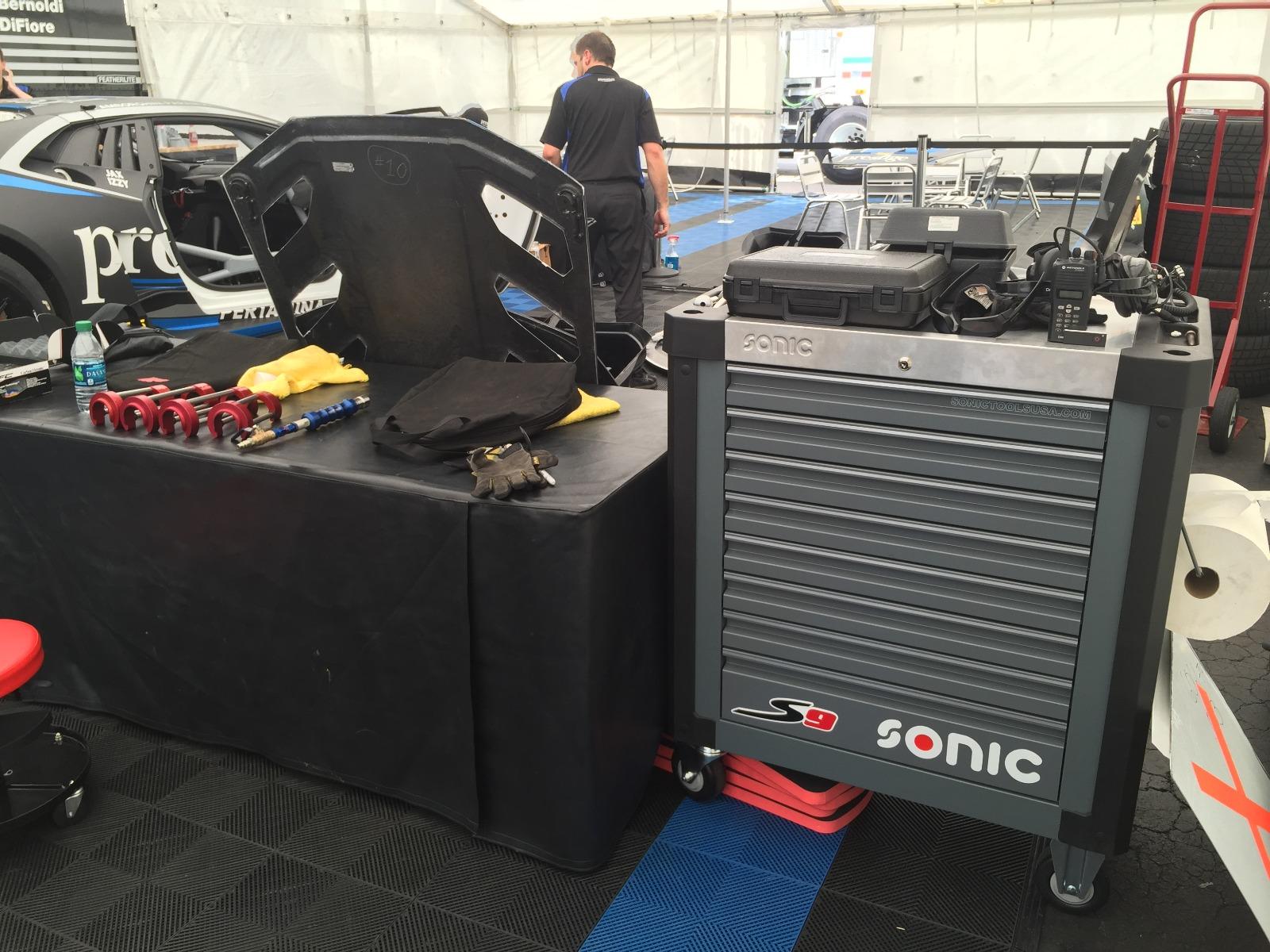 使用S9工具箱竞争赛车