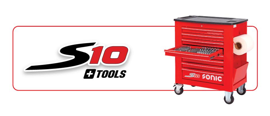 S10 plus tools