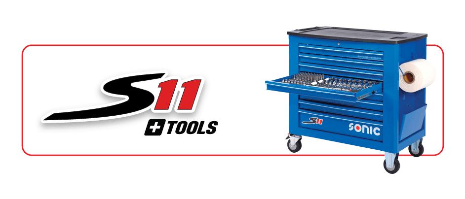 S11 plus tools