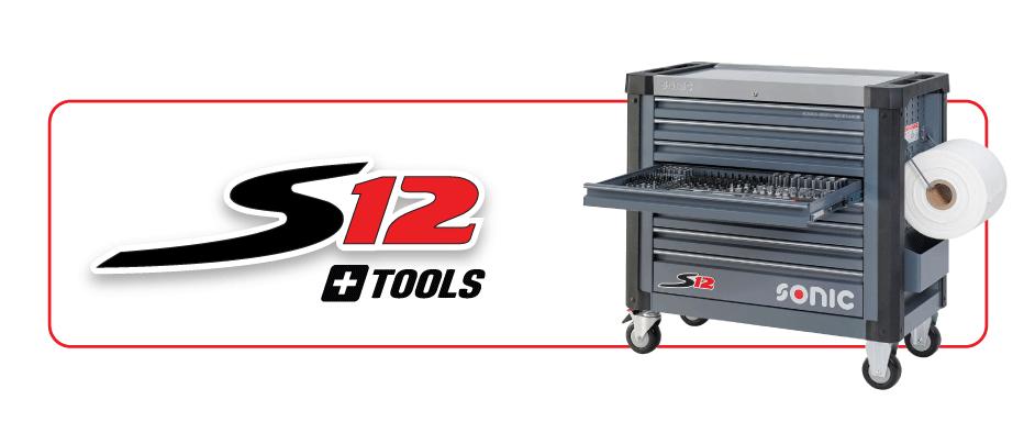 S12 plus tools