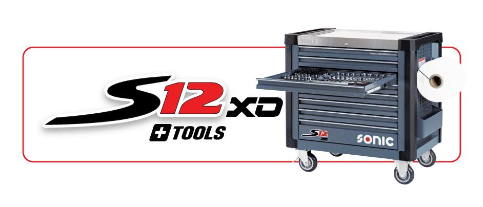 S12XD plus tools