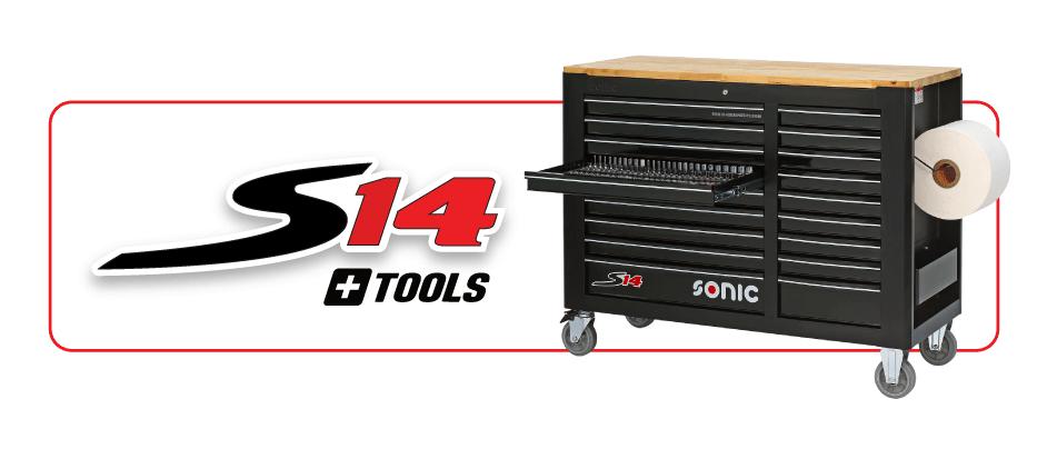 s14 plus tools