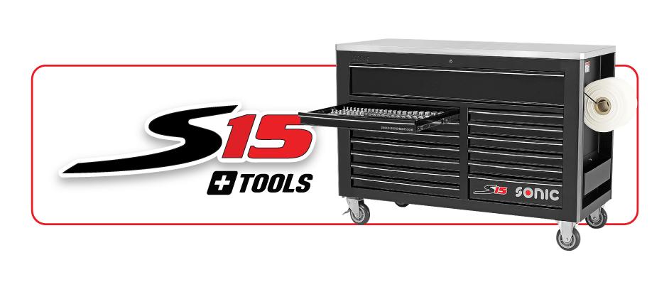 S15 plus tools