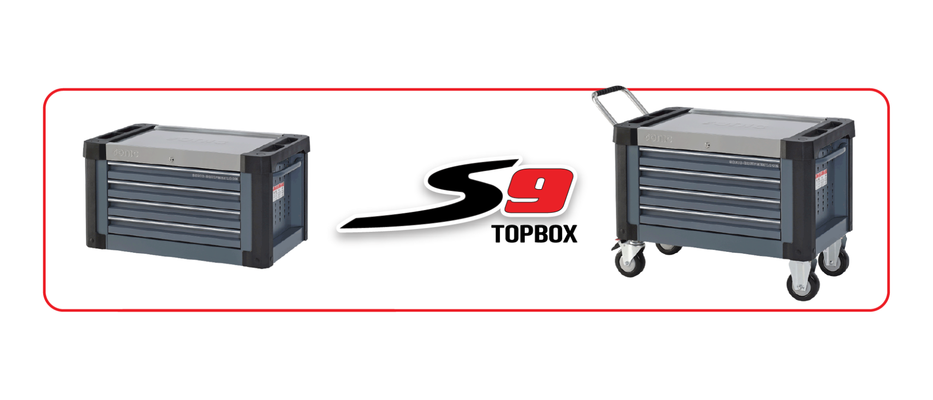 Filled Sonic Topbox toolbox