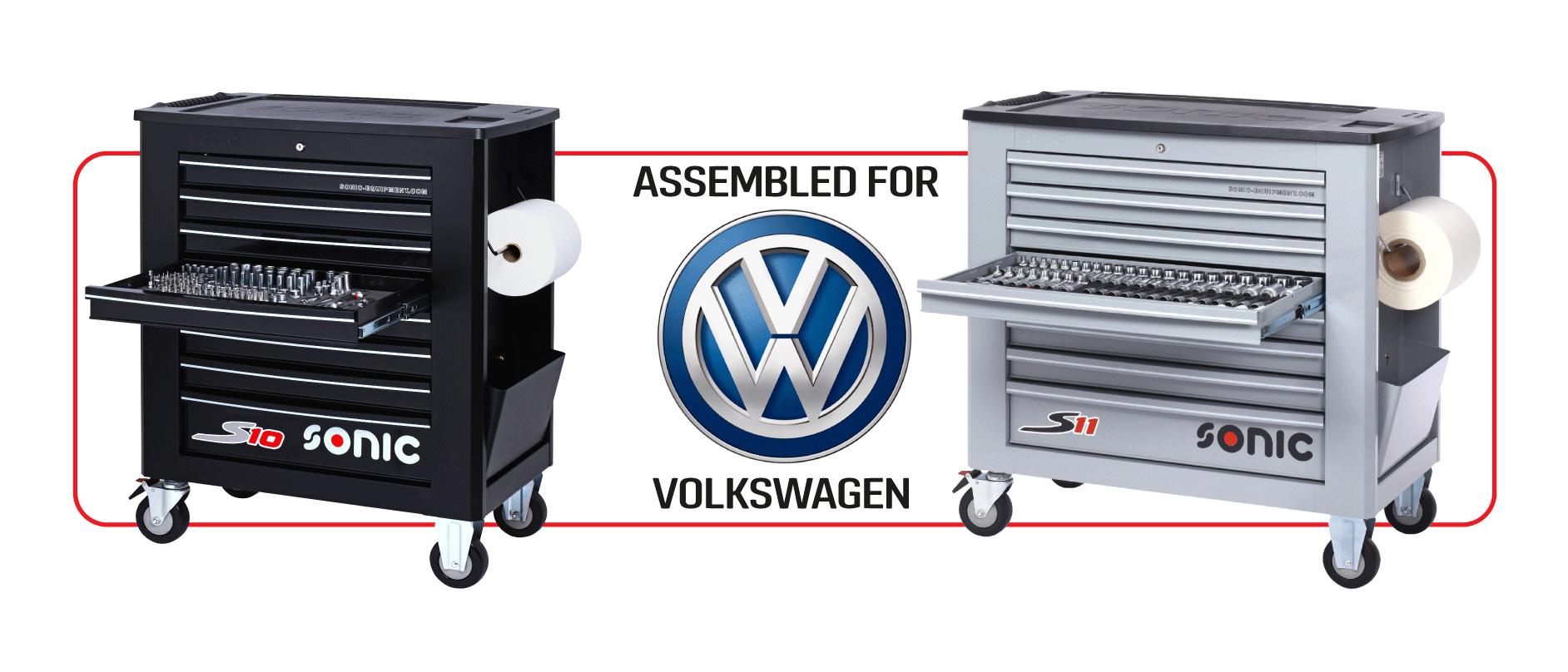 Volkswagen toolkits
