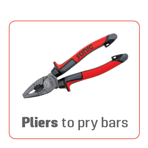 Pliers to Prybars