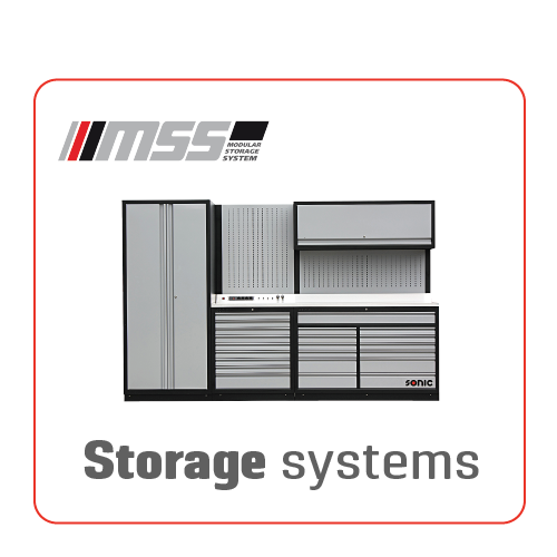 Cabinet Storage Systems
