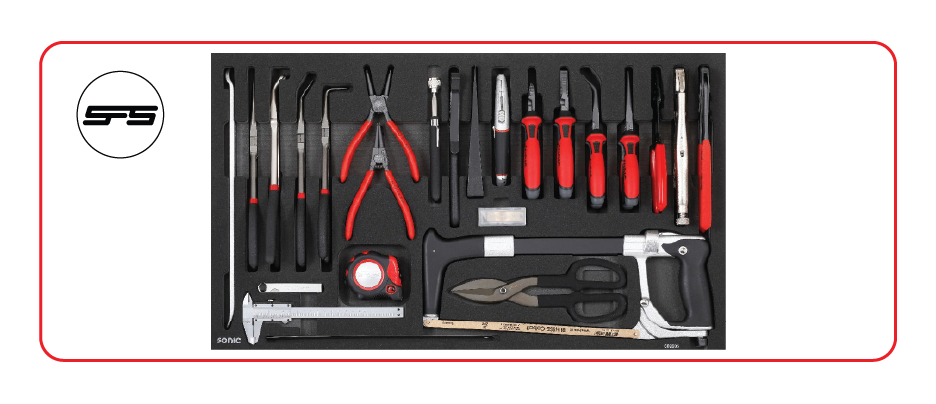 cutting and pliers set