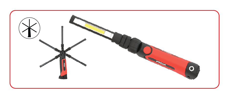 3 in 1 work light