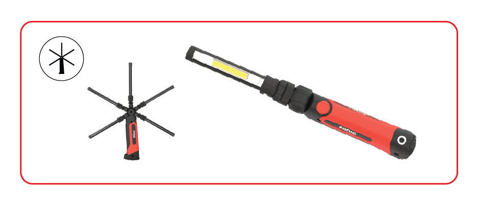 3 in 1 mini work light