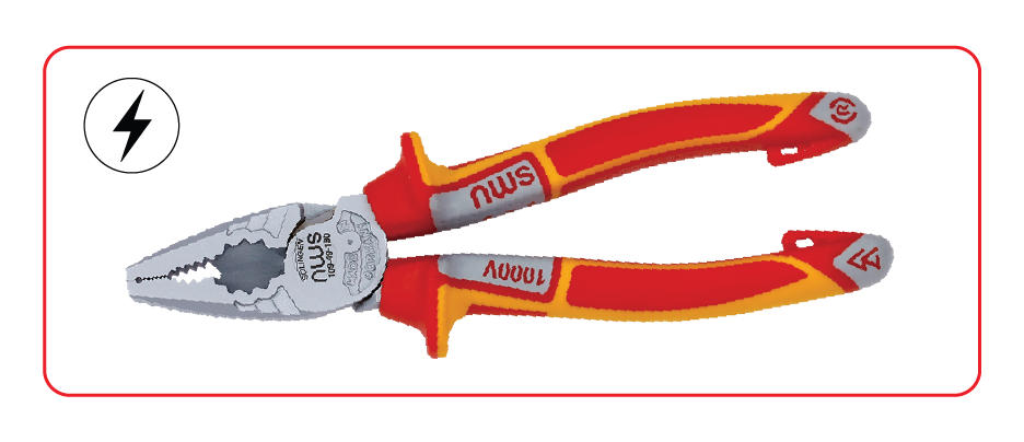VDE Electrical Pliers