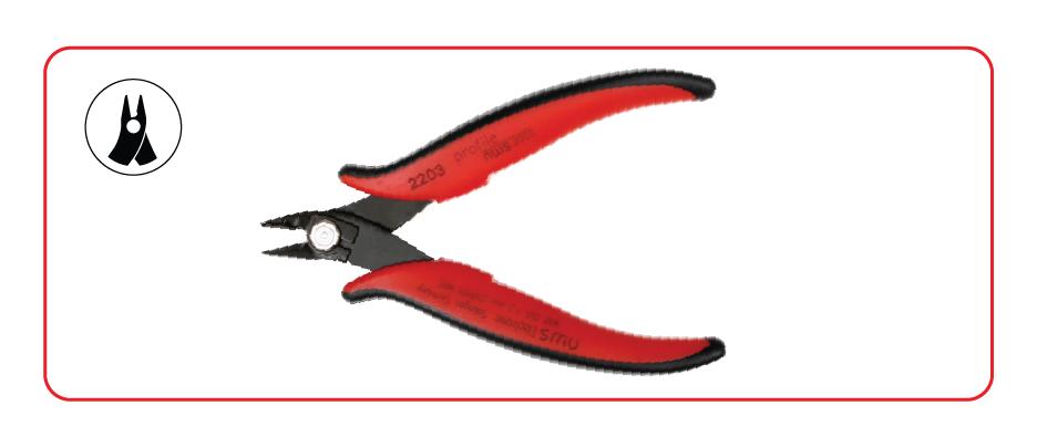 Flush Cut pliers