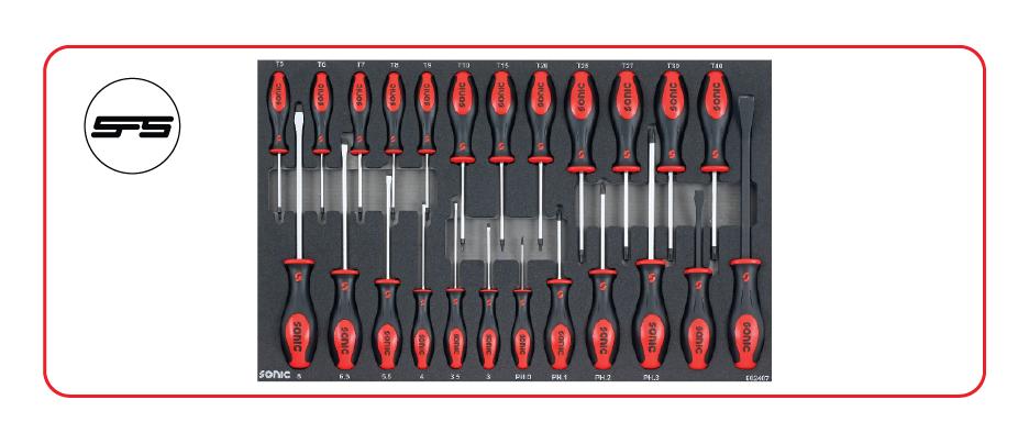sonic medium screwdriver set