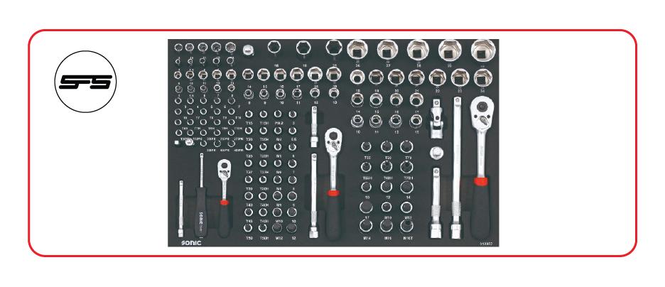 sonic medium socket set