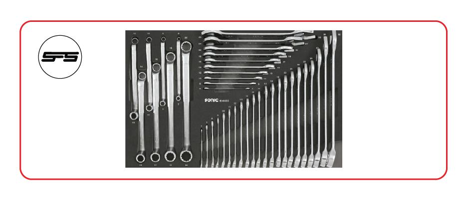 medium sonic wrench set