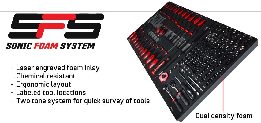 Sonic Foam System