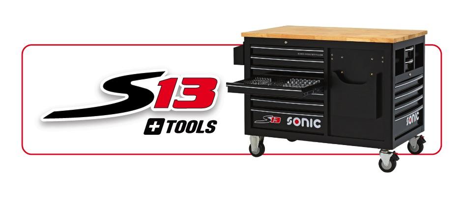 S13 toolbox plus tools