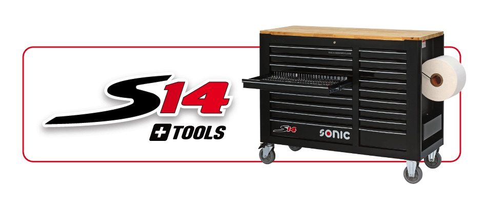 Sonic Tools S14 toolbox