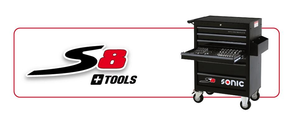 s8 toolbox plus tools