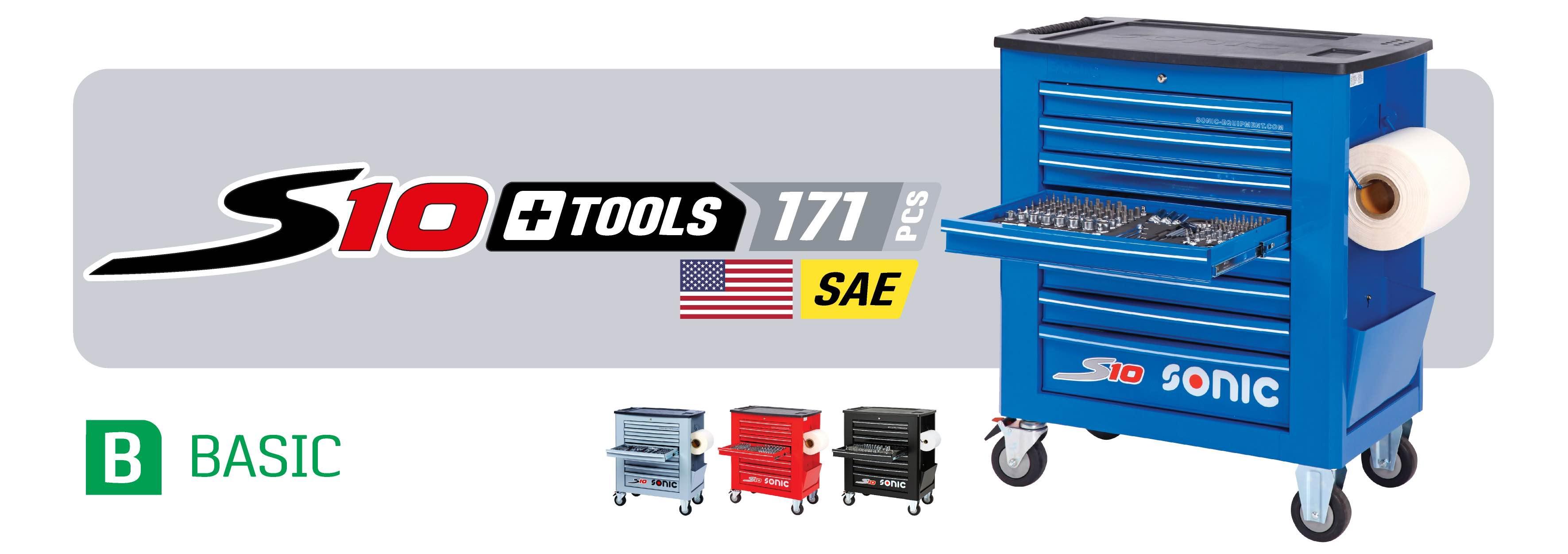 s10 plus tools 171 pieces