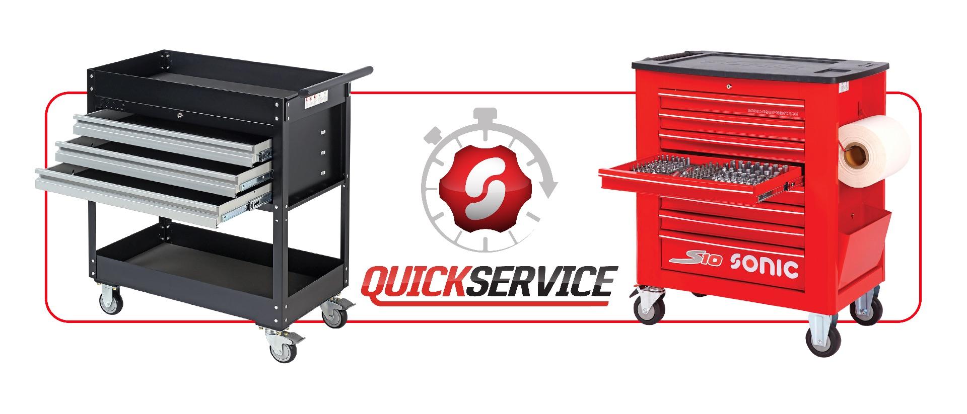 quick service tool set