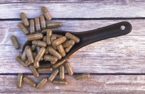 Tribulus Terrestris Extract : 40% Saponins - 60 capsules