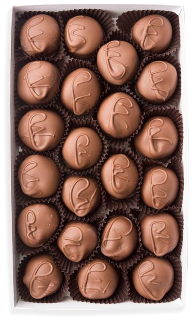 Black Walnut Crèmes - Milk Chocolate