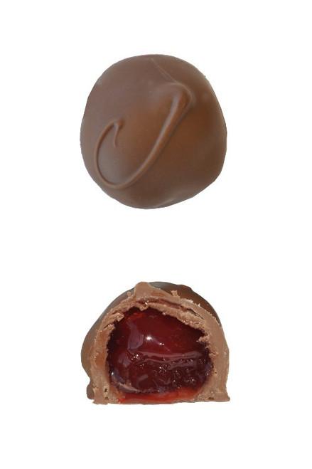 Milk Chocolate Cherry Cordials - 9 oz