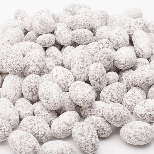Dusted Toffee Almonds - 1 lb.