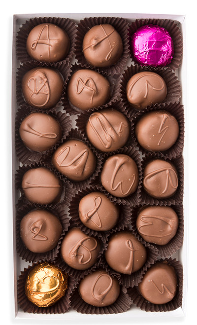 Famous Creams without nuts in milk chocolate